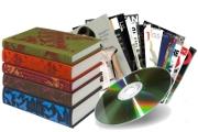 Книги. Музыка. Видео. Пресса