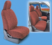 Чехол автомобильный универсальный «Модерн» цвет Коралл