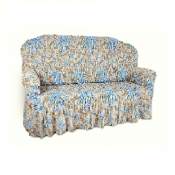 Чехол для трехместного дивана: «Фантазия» цвет Примавера