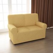 Чехол для двухместного дивана: «Модерн» цвет Охра