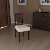 Чехол на сидушки для стульев: «Модерн» цвет Шампань