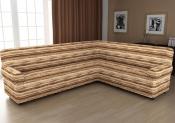 Чехол для углового дивана: «Виста» цвет Капучино