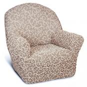 Чехол для кресла: «Жаккард» цвет Волны