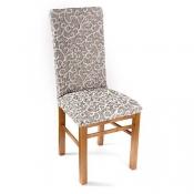 Чехол для стула: «Жаккард» цвет Волны (под заказ)