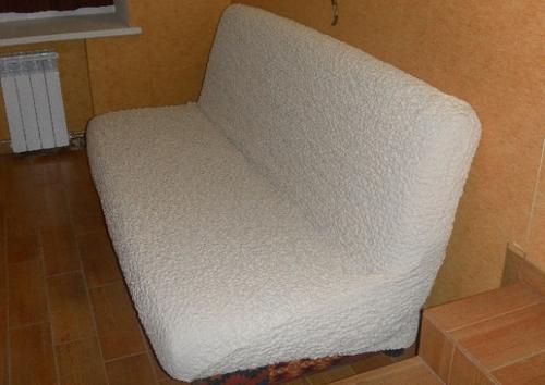 Для дивана без подлокотников как сшить чехол на 551