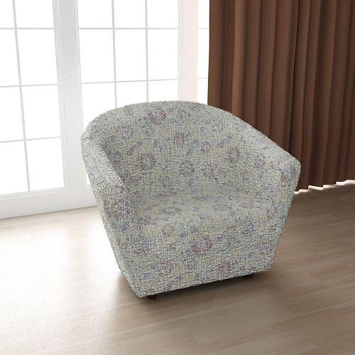 Чехол для кресла ракушки своими руками