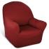 Чехол для кресла: «Джерси» цвет Черри
