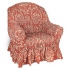 Чехол для кресла: «Фантазия» цвет Венеция Оранж