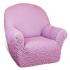 Чехол для кресла: «Модерн» цвет Лиловый