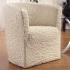 Чехол для кресла: «Модерн» цвет Шампань ракушка мини (под заказ)