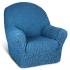 Чехол для кресла: «Шинил» Цвет Лазурный