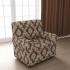 Чехол для кресла: «Виста» цвет Классик Шоколад